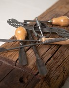 Cinceles para madera y mármol